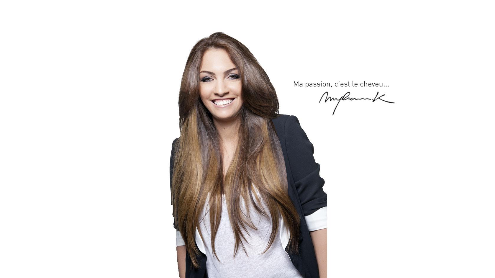 Grossiste coiffure myriam k votre nouveau blog l gant for Myriam k salon